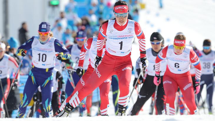 Алиса Жамбалова взяла четвертое золото на Универсиаде