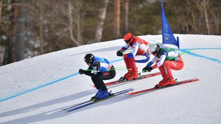 Россияне выиграли золото Универсиады в ски-кроссе