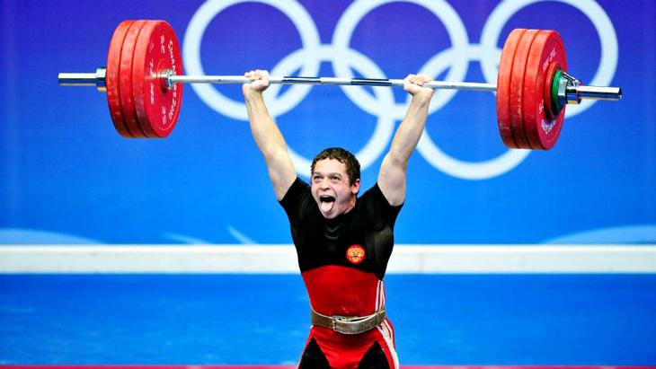 Тяжелая атлетика на Олимпиаде