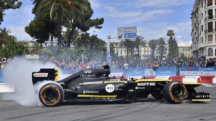 Саудовская Аравия планирует принять у себя этап Формулы-1