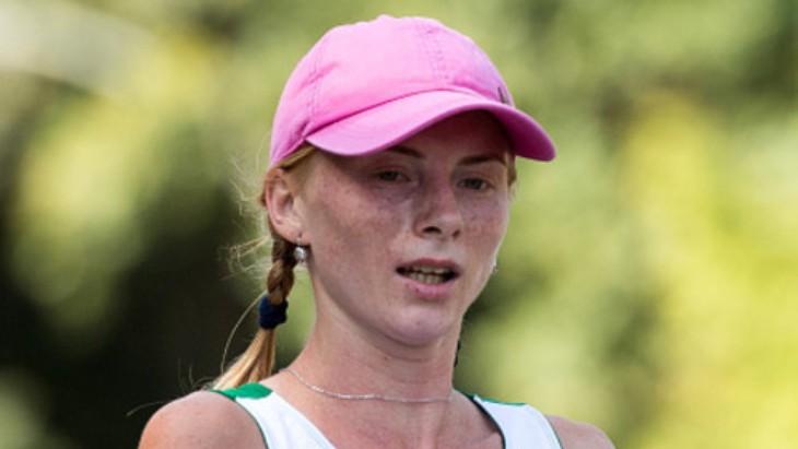 Российская легкоатлетка дисквалифицирована на 12 лет