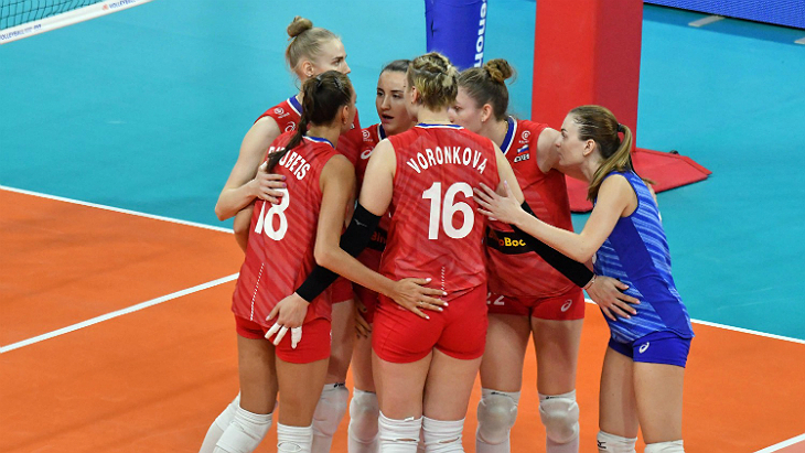 Россиянки не вышли в финальный турнир