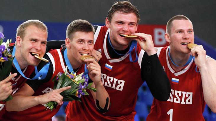 Россияне завоевали уже 24 золота