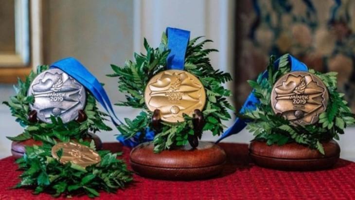 Россия завоевала уже 93 медали