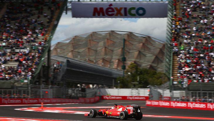 Мексиканский этап останется в календаре