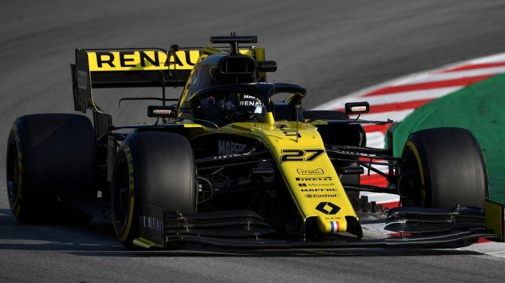 Renault идет пятым в Кубке конструкторов