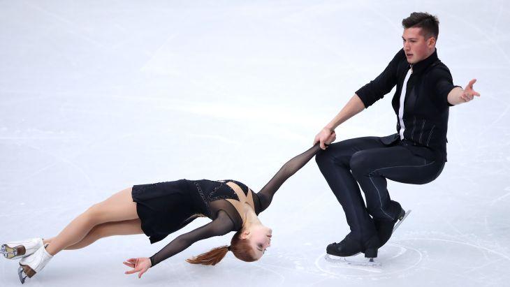 Анастасия Мишина и Александр Галлямов