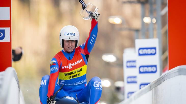 Саночница Иванова стала чемпионкой Европы