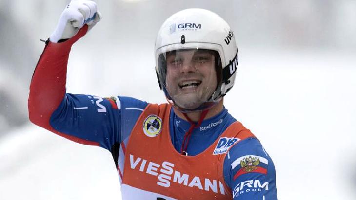 Павличенко и Репилов взяли медали на ЧЕ по санному спорту