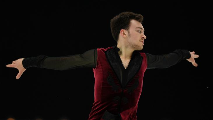 Алиев завоевал золото ЧЕ-2020 по фигурному катанию, у Даниеляна — серебро