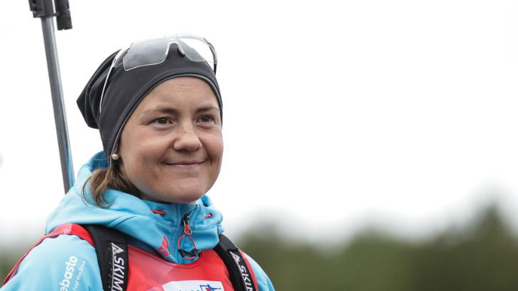 Юрлова-Перхт: Ветер повлиял на мою стрельбу стоя