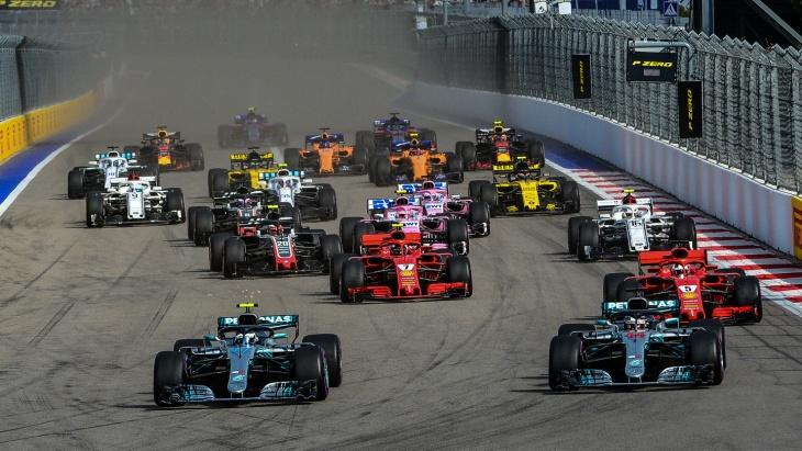 «Формула-1»