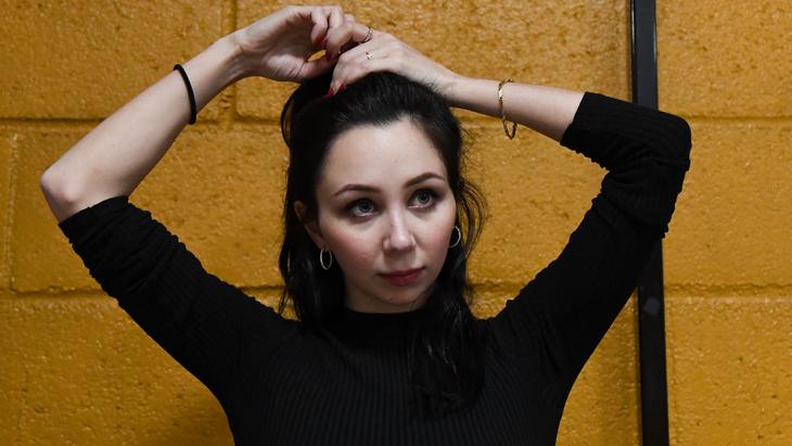 Туктамышева планирует исполнить четверной в программе нового сезона