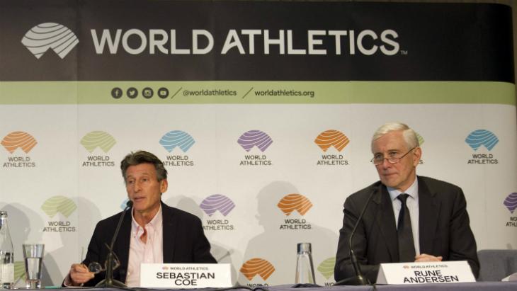 Исполком World Athletics