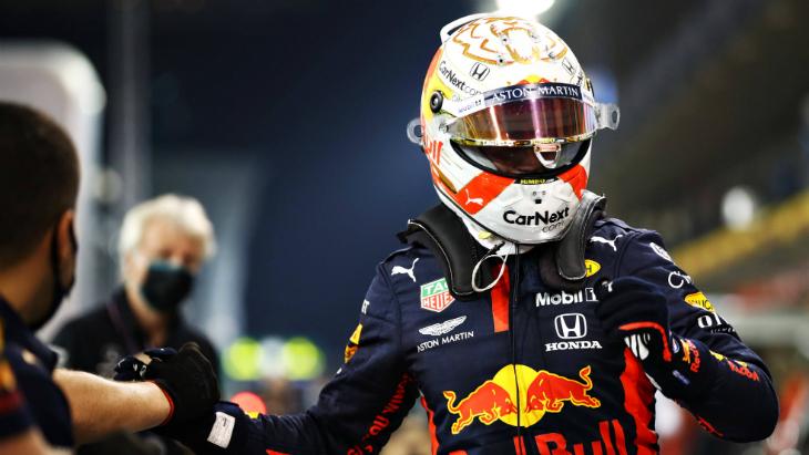 Ферстаппен выиграл «Гран-при Абу-Даби», Квят — 11-й
