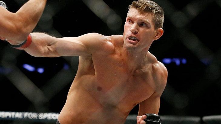 Томпсон победил Нила в главном бою турнир UFC Vegas 17