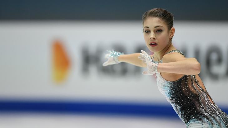 Леонова: Как Косторная поедет на ЧМ, если не будет участвовать в отборах?