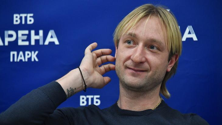Плющенко рассказал о перенесенной пневмонии и реанимации