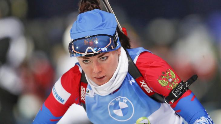 Куклина вошла в состав сборной России на январские этапы Кубка мира