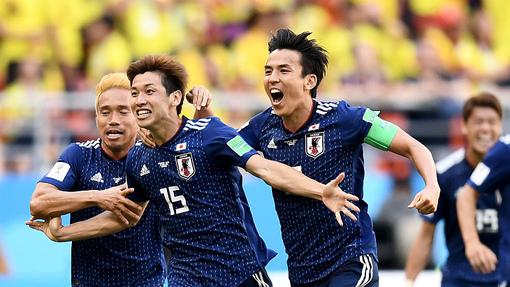 Колумбия — Япония 1:2