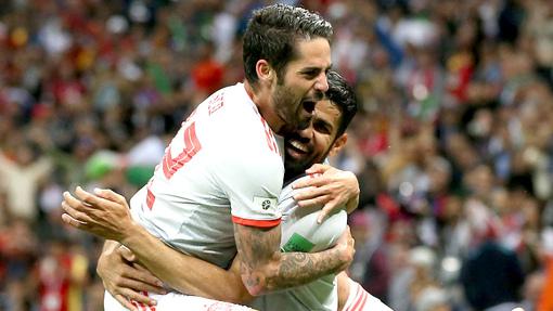 ЧМ-2018. Иран — Испания 0:1