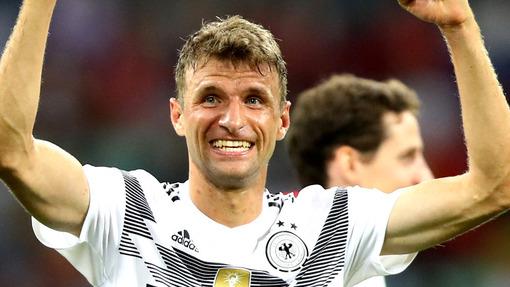 ЧМ-2018. Германия — Швеция 2:1