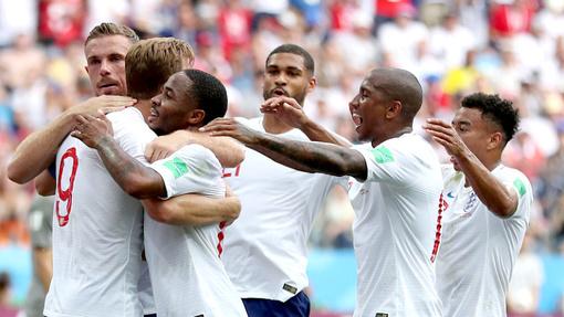 ЧМ-2018. Англия — Панама 6:1