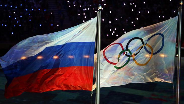 Россия не выступит на Олимпиаде под своим флагом