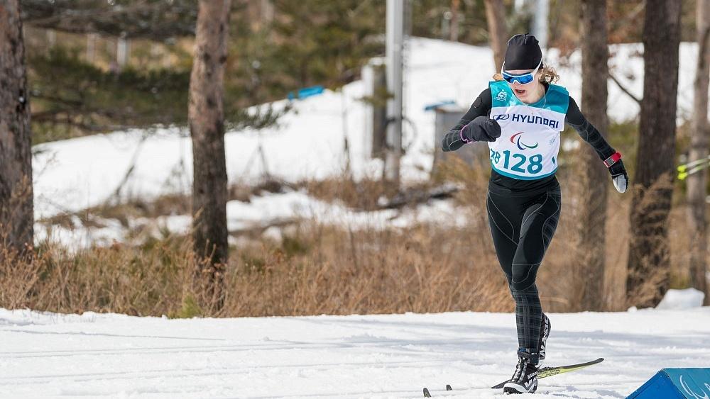 Российские лыжницы стали шестыми в смешанной эстафете на Паралимпиаде