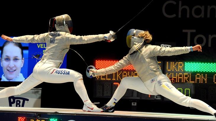 Противостояние Софьи Великой и Ольги Харлан может стать главным в соревнованиях саблисток