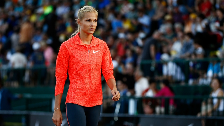 Одну из самых красивых легкоатлеток мира хотят не допустить к соревнованиям на ОИ-2016