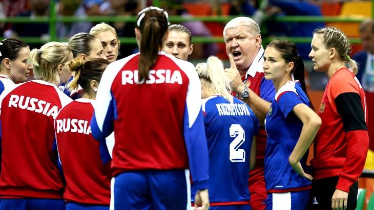 Порадуют ли российские гандболистки Евгения Трефилова?