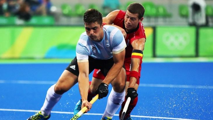 Аргенинцы стали победителями турнира ОИ-2016 по хоккею на траве