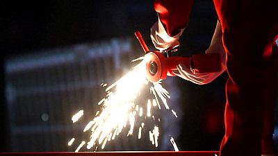 Фрагмент церемонии открытия