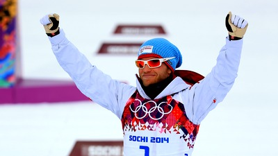 Мартин Йонсурд Сундбю — обладатель бронзовой медали