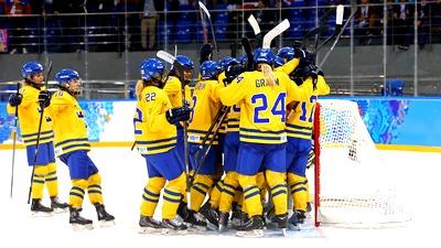 Женская сборная Швеции с трудом выиграла у Японии
