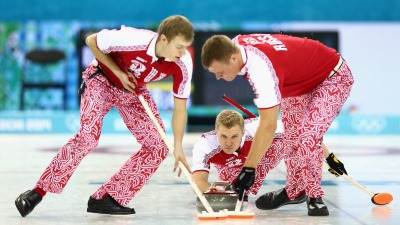 Российские керлингисты потерпели второе поражение на Олимпиаде