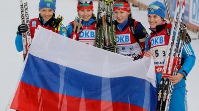 Назван состав сборной России на гонку 15 км