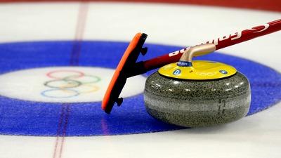 Российские керлингистки выиграли у сборной Швейцарии