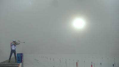 Туман внес свое коррективы