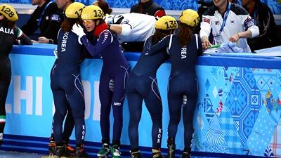 Женская сборная Южной Кореи по шорт-треку