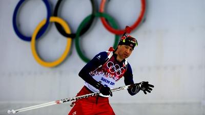 Уле Эйнар Бьорндален добавил в свою копилку очередное олимпийское золото