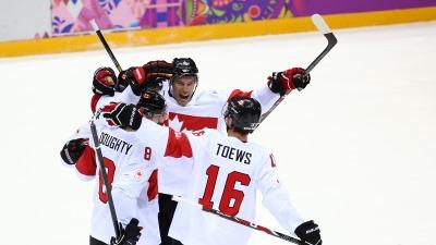 Канадцы вышли в 1/2 финала