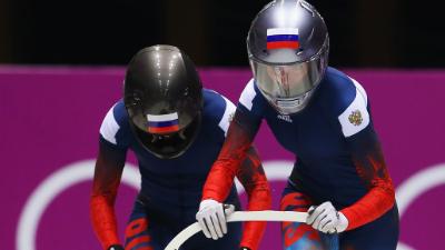 Надежда Сергеева и Надежда Палеева