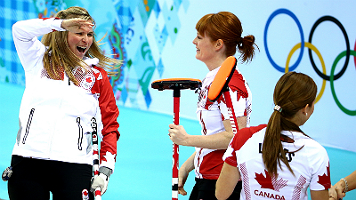 сборная Канады