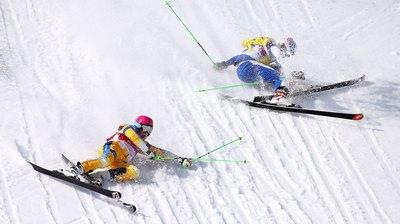 Россиянин не сумел пробиться в финал ски-кросса