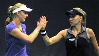 Екатерина Макарова и Елена Веснина