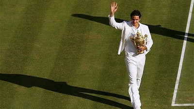 Роджер Федерер — действующий победитель турнира
