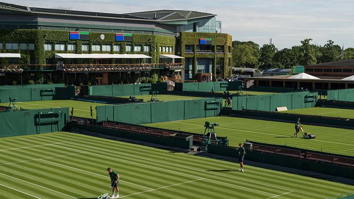 Всеанглийский клуб лаун-тенниса и крокета