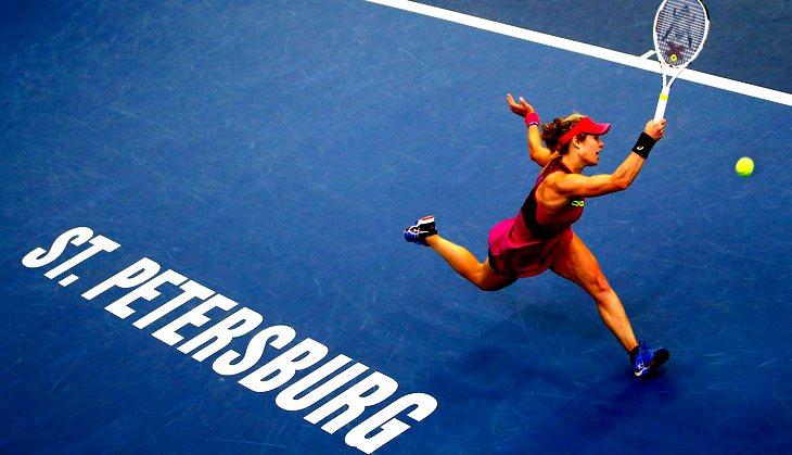 Санкт-Петербург может стать местом проведение итогового турнира WTA
